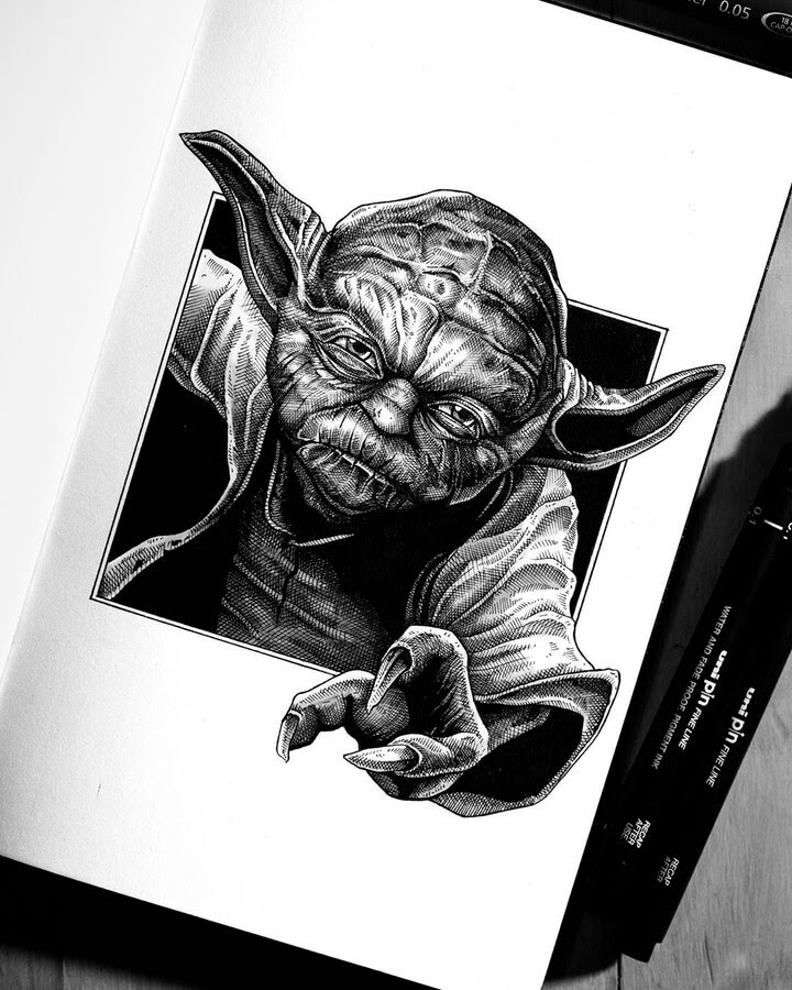 05-Yoda-from-Star-Wars-Camilo-Hearso-www-designstack-co