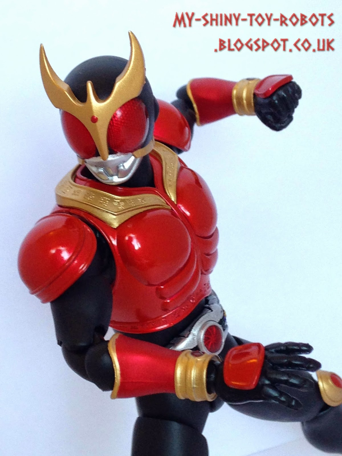 My Shiny Toy Robots: Toybox REVIEW: S H  Figuarts