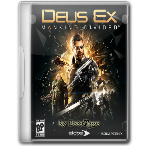 Deus Ex Mankind Divided Full Español