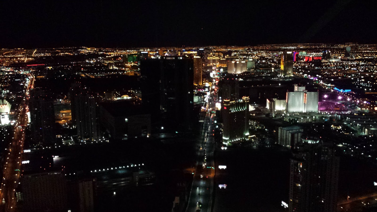 Vista do Stratosphere