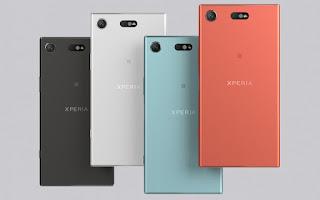 Sony XZ1 Spesifikasi dan Harga Di Indonesia