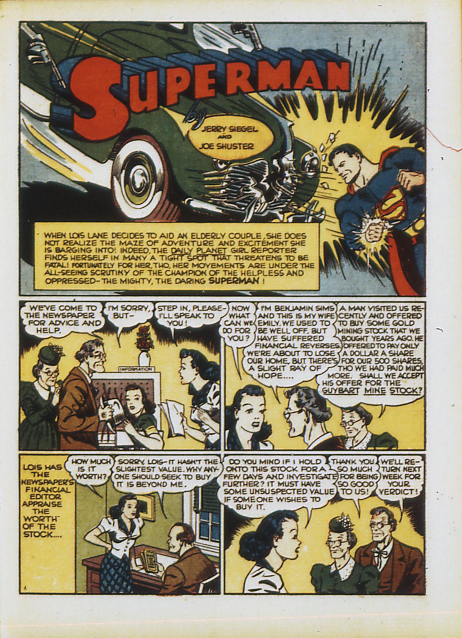 Action Comics (1938) 35 Page 3