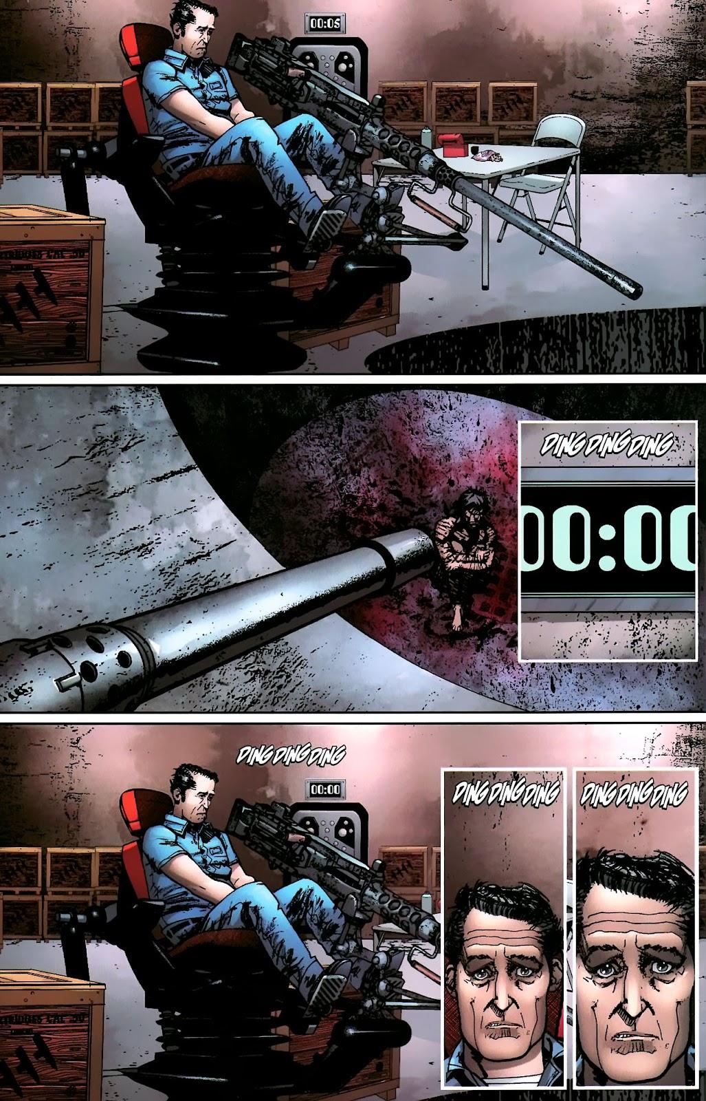 Read online Wolverine (2003) comic -  Issue #56 - 29