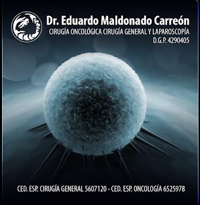 Dr. Eduardo maldonado Carreón ONCÓLOGO GUADALAJARA