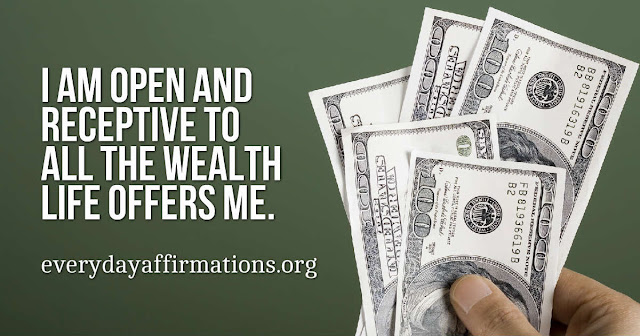 Top Abundance affirmations for Wealth & Prosperity, Affirmations for Wealth, Daily Affirmations