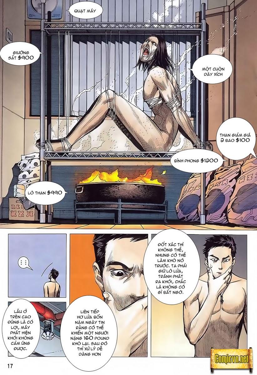 Dã Lang Và Marry chap 1 - Trang 17