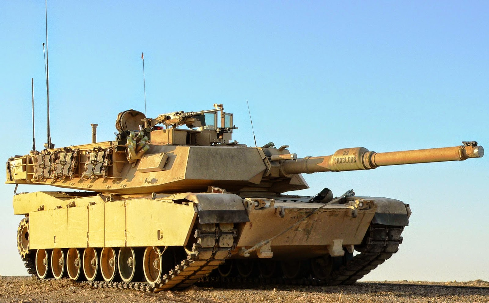 United States Ground Forces: M1A2 Abrams