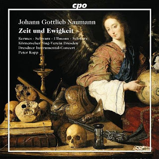 Johann Gottlieb Naumann (1741-1801) - Zeit und Ewigkeit