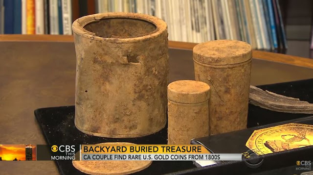 Couple Who Was Busy Walking Their Dogs Found Something In These 8 Rusty Cans That Changed Their Lives!