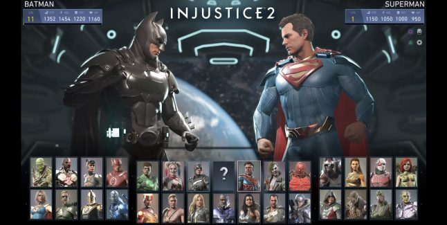 Injustice 2 Every Character Revealed So Far - Feb '17 - DC Entertainment