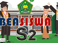 Program Beasiswa S2 Calon Pengawas PAI Kemenag Tahun 2019