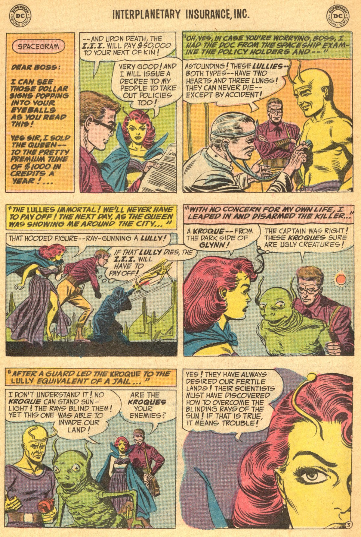 Strange Adventures (1950) issue 218 - Page 17