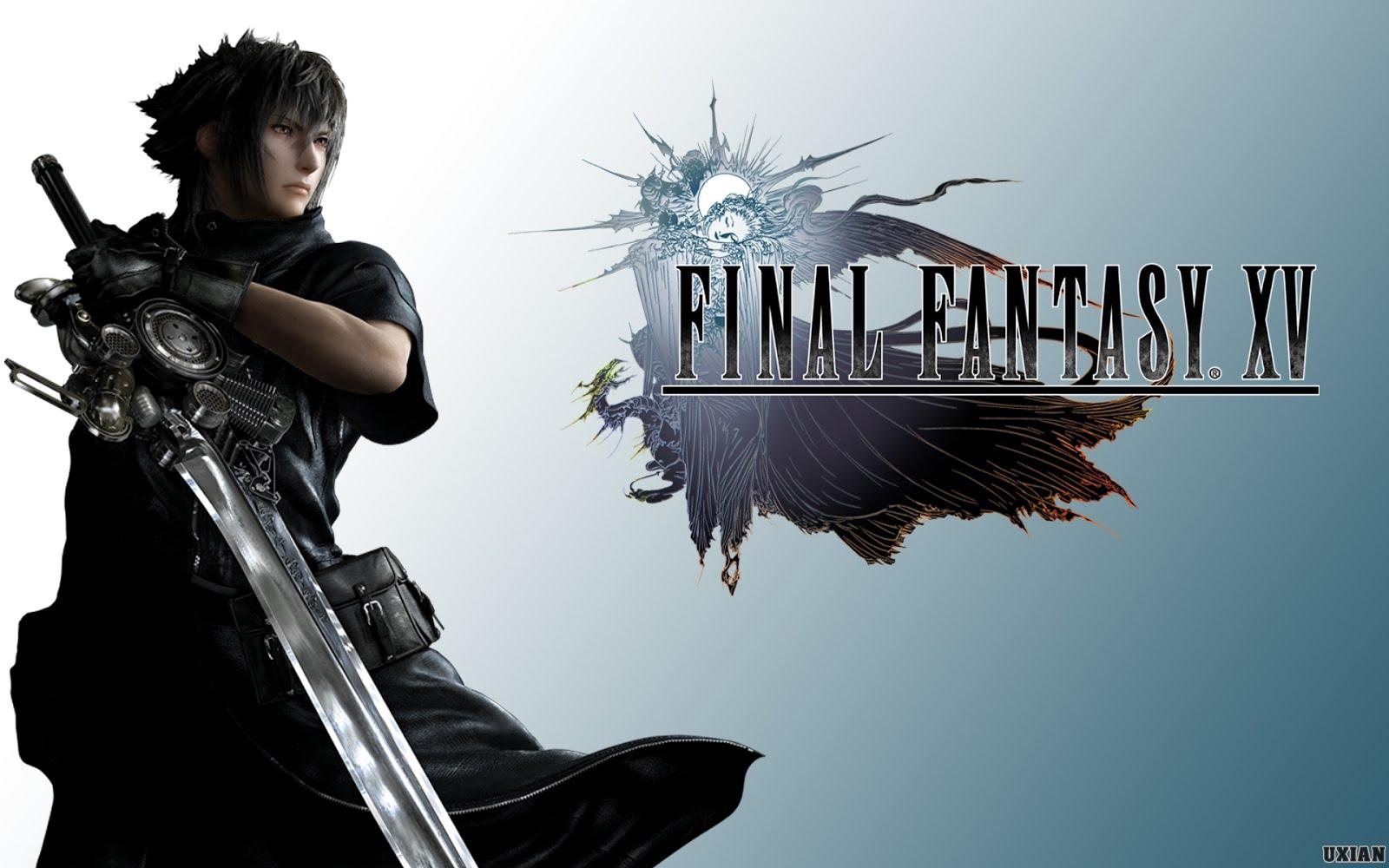 Final Fantasy XV Siap Diluncurkan Tahun Ini