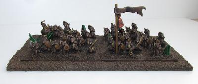6mm Fantasy Skaven Horde