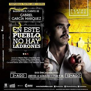 EN ESTE PUEBLO NO HAY LADRONES (TEATRO)