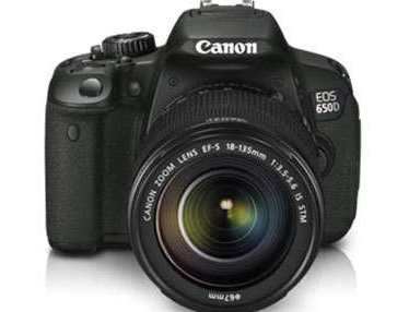 Features Canon 650D As Well As Nikon D5200 Which Ane Is Best?