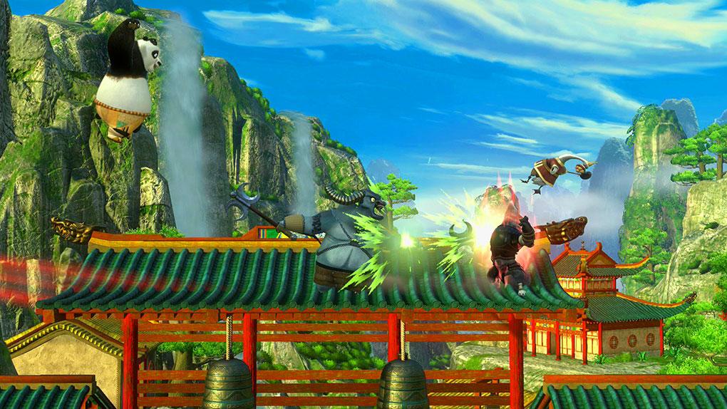 Kung Fu Panda Showdown of Legendary Legends 4 - kung fu panda showdown of legendary legends xbox 360