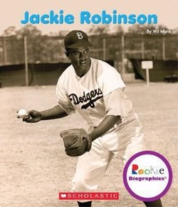bookcover of JACKIE ROBINSON (Rookie Biographies)  by Wil Mara
