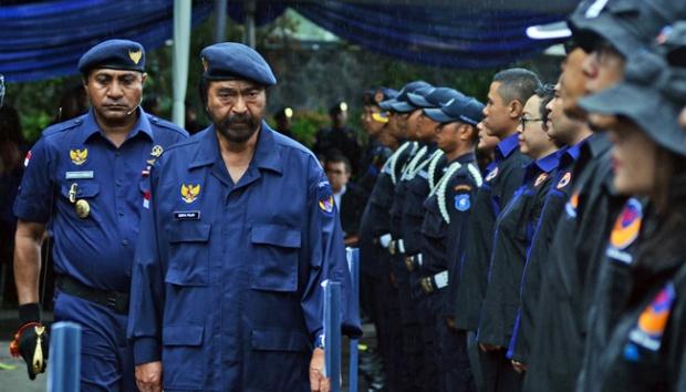 Alhamdulillah, Keberatan Surya Paloh Ditolak Hakim