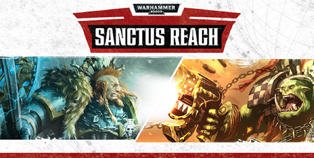 Warhammer 40000 Sanctus Reach - PC FULL - Multi4 - Portada