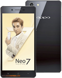 Hard Reset Oppo Neo 7 Wipe data