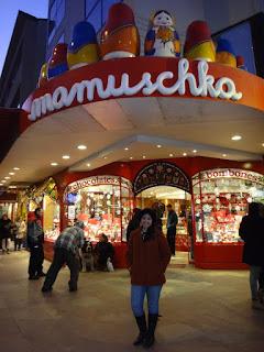 Chocolateria Mamuschka em Barilcohe