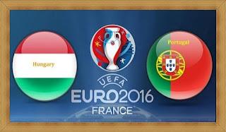 prediksi hungaria vs portugal euro 2016