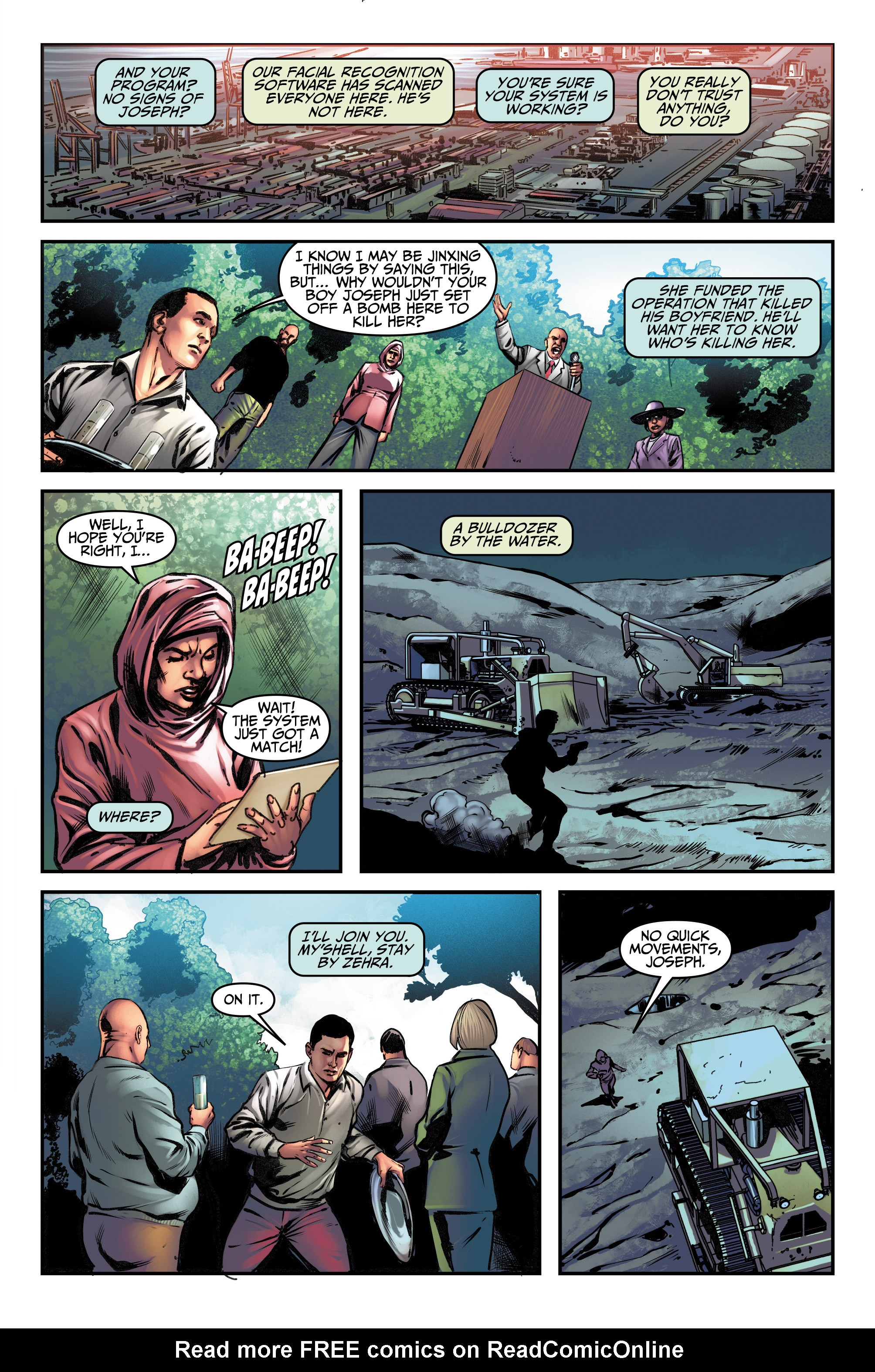 Read online Assassin's Creed (2015) comic -  Issue #12 - 11