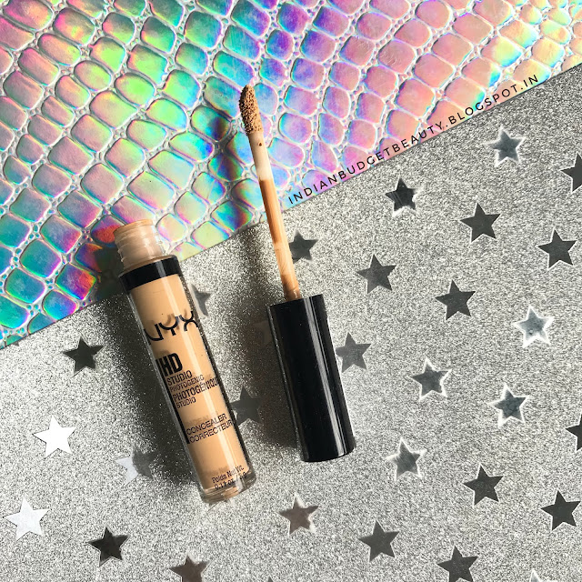 NYX HD Studio Photogenic Concealer Wand - Fresh Beige (CW 06.3) Review, Swatches & Comparison