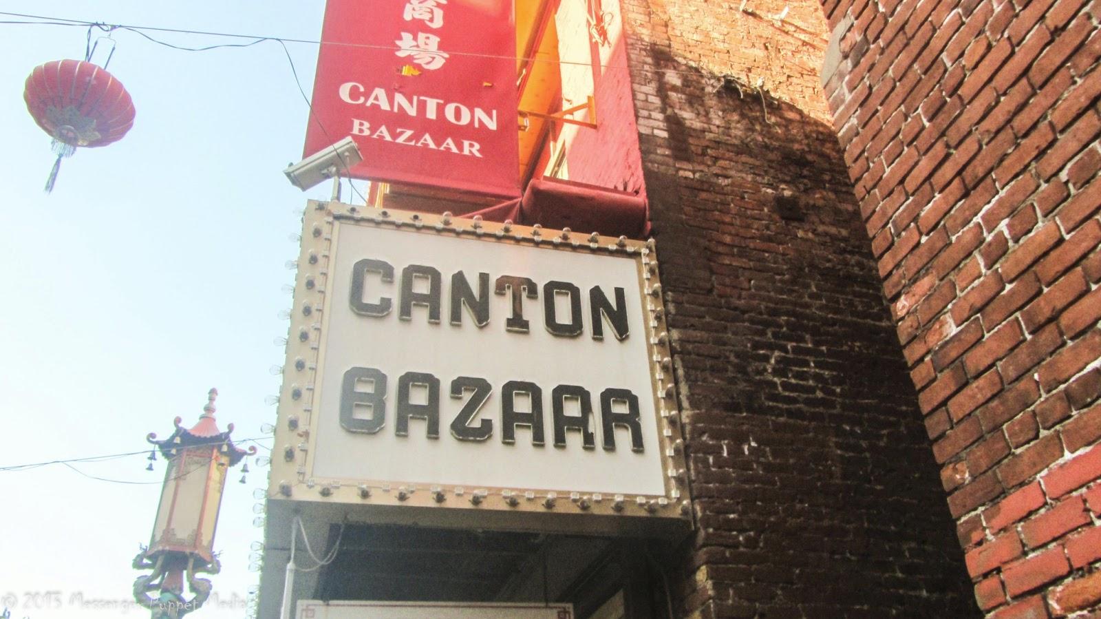 San Francisco Canton Bazaar