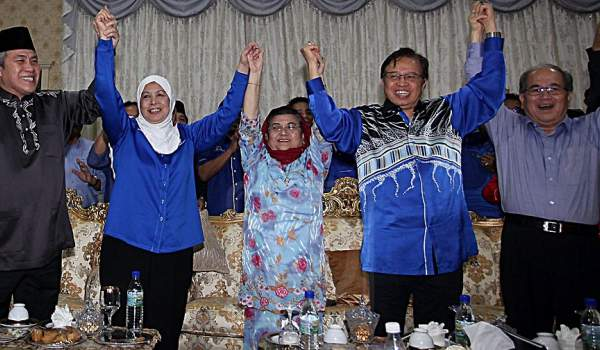 BN pertahan Kerusi DUN Tanjong Datu, Menang Majoriti 6,443 Undi