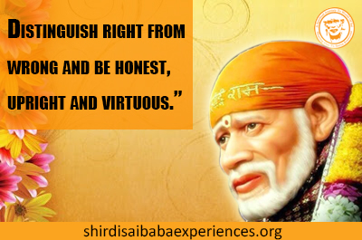 Shirdi Sai Baba Blessings - Experiences Part 2755