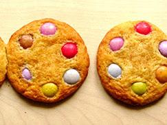 100 000 et cookies aux smarties !