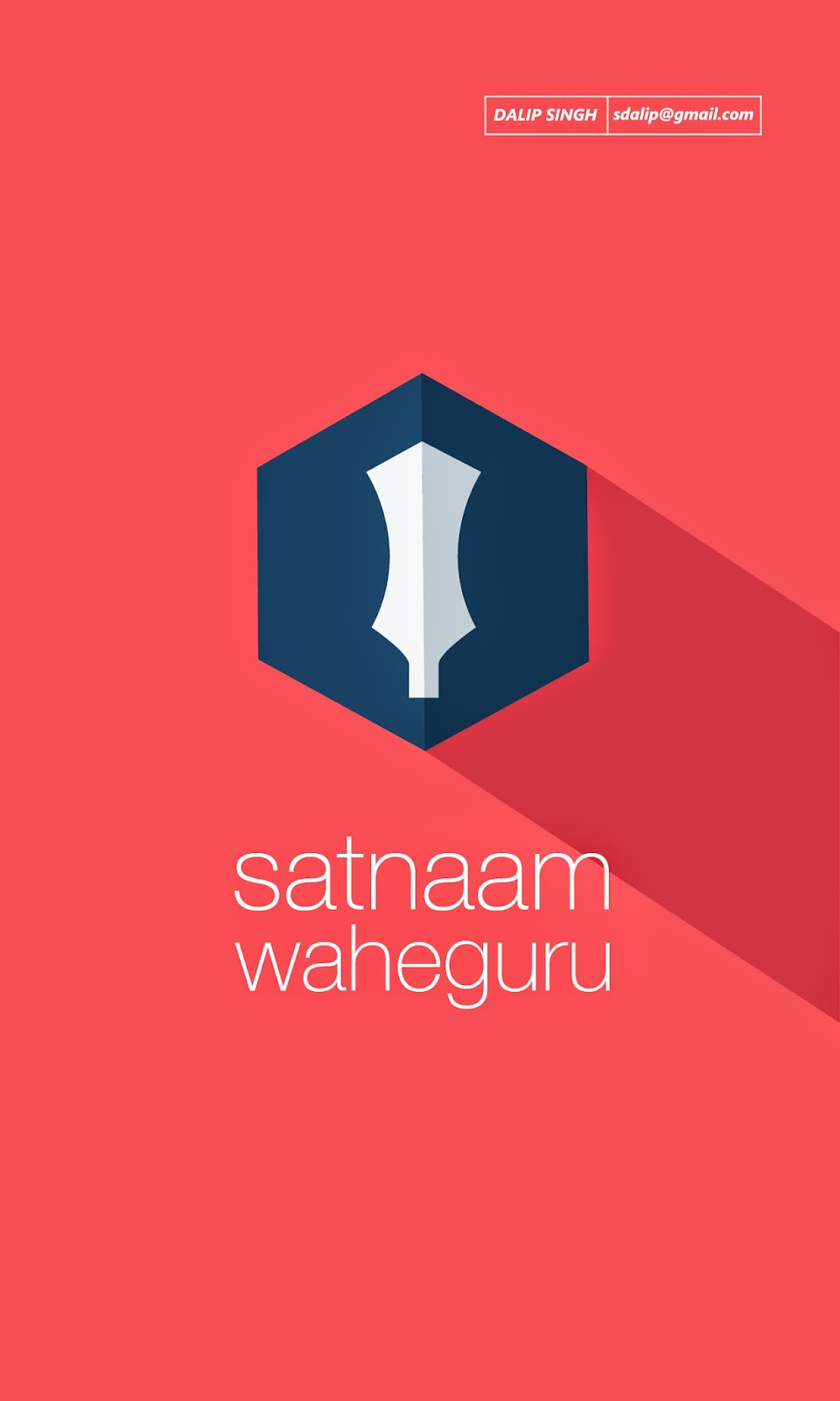 Satnaam Waheguru (Mobile Wallpapers) | allaboutsikhi