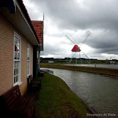 Parque Histórico de Carambeí - Vila holandesa no Paraná