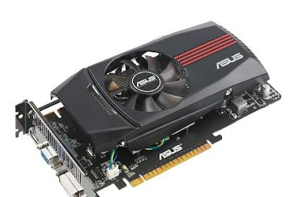 Harga dan spesifikasi VGA Asus GTX 550 Ti