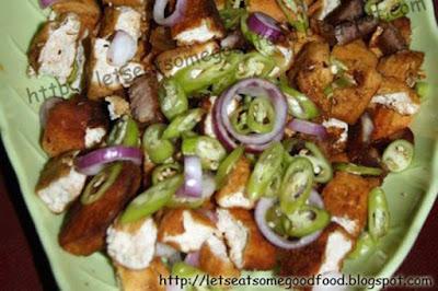 Tokwa%2527t+Baboy - Tokwa't Baboy Recipe (Tofu and Pork Vinaigrette)