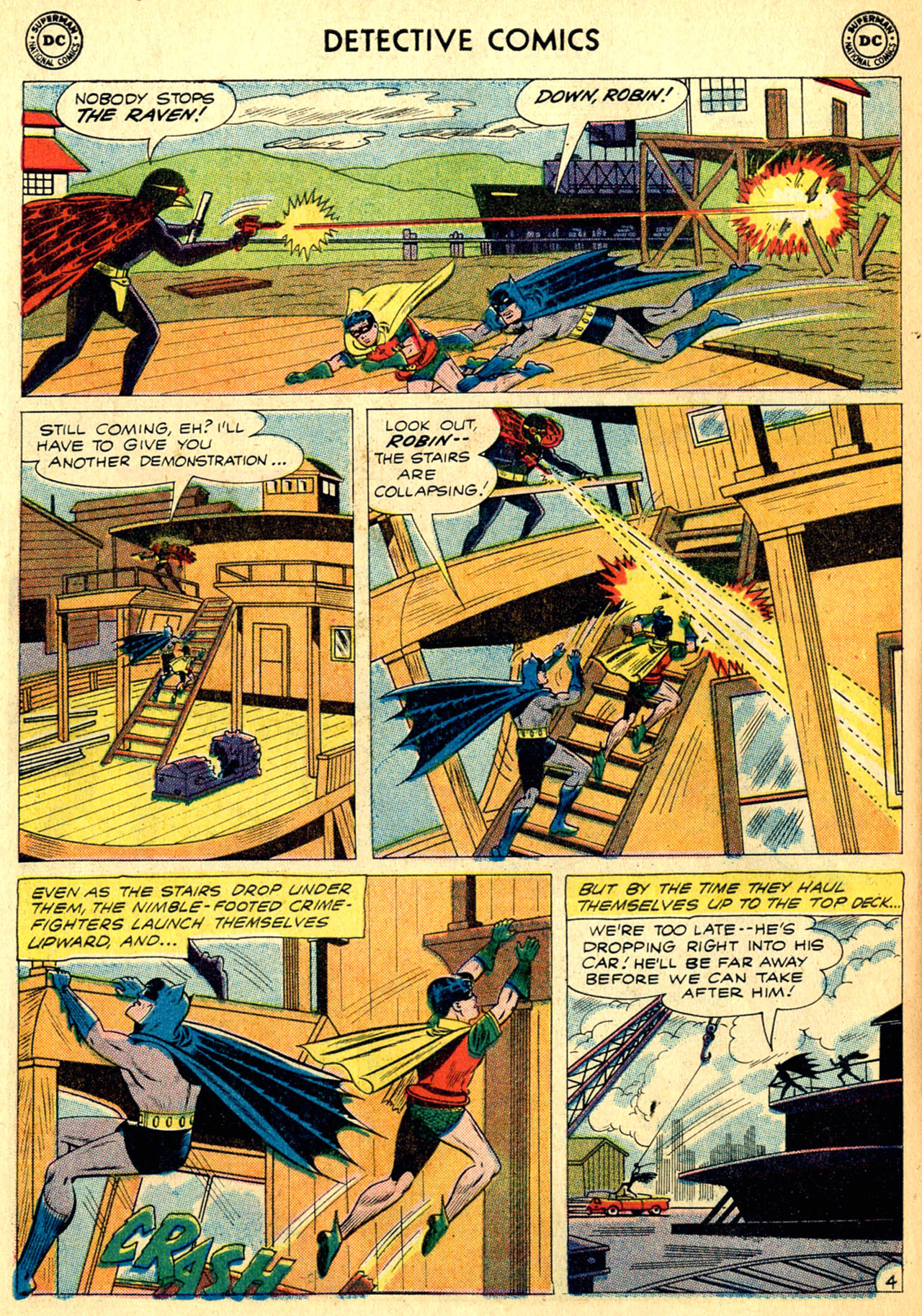 Detective Comics (1937) 287 Page 5