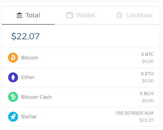 شرح محفظة Blokchaine  و طريقة ربح 25 دولار منها مع الاثبات