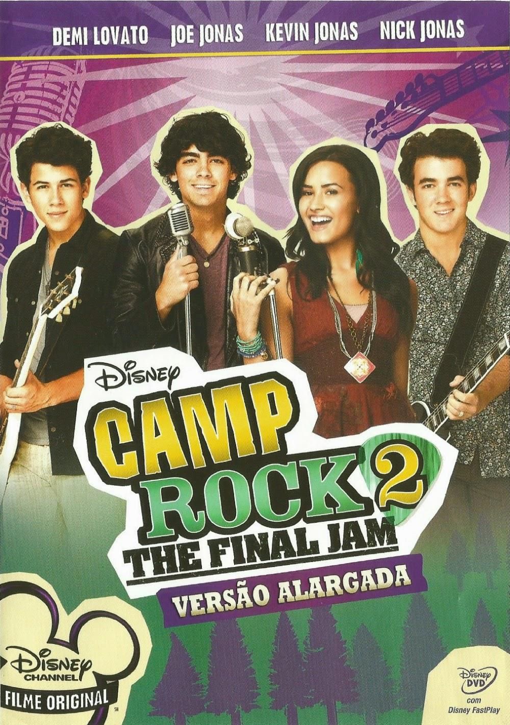 Camp Rock 2: The Final Jam Dublado