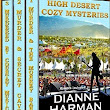 Dianne Harman – High Desert Cozy Mysteries #1 Boxed Set is featured at the HBS Author's Spotlight Showcase