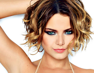 model rambut pendek untuk wajah lonjong