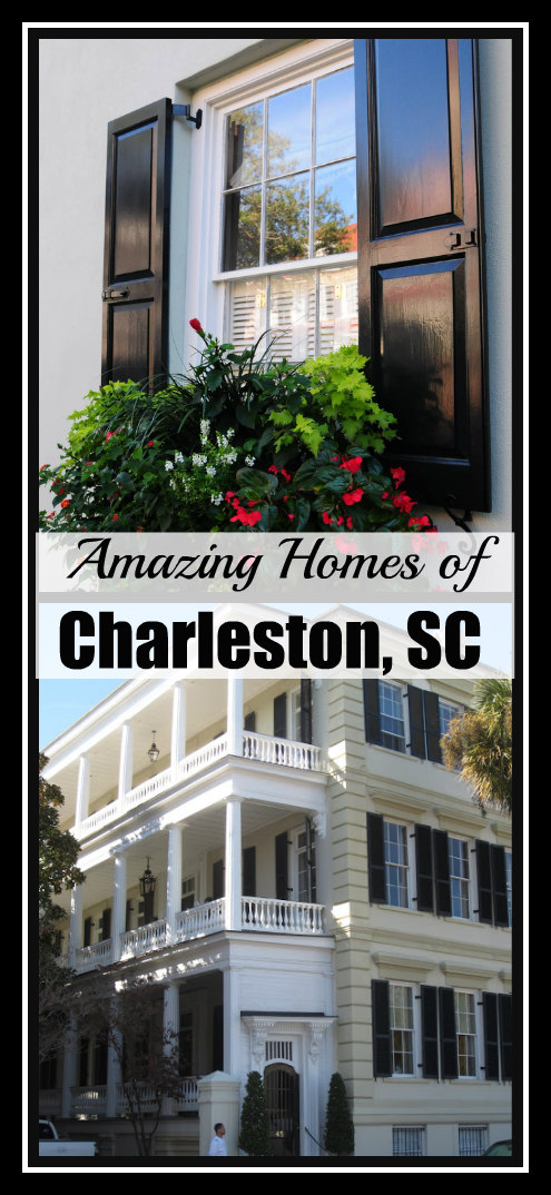 Charleston Homes - Beautiful exteriors of the homes of Charleston, SC.