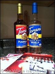 Torani Syrups