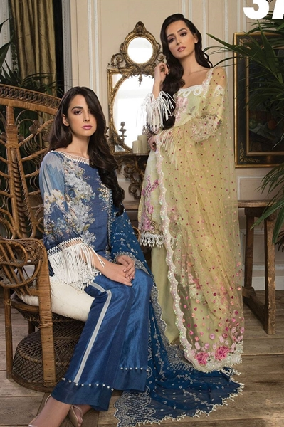 Sobia Nazir Lawn 2018 Catalogue with Price