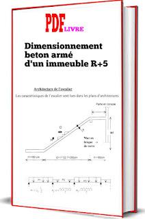 Dimensionnement beton armé d'un immeuble R+5 pdf