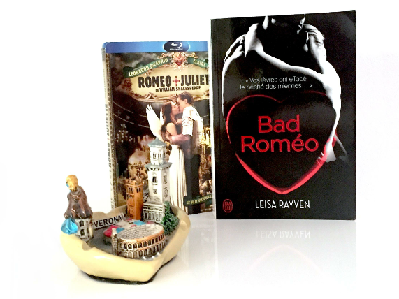 STARCROSSED #1 : BAD ROMEO • Leisa Rayen