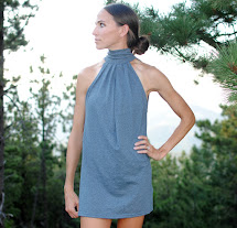 DIY Dress From T-Shirts