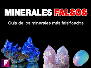 Minerales falsos - guia de los minerales mas falsificados - foro de minerales