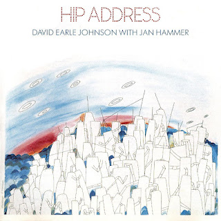 David Earle Johnson With Jan Hammer - 1980 - Hip Address